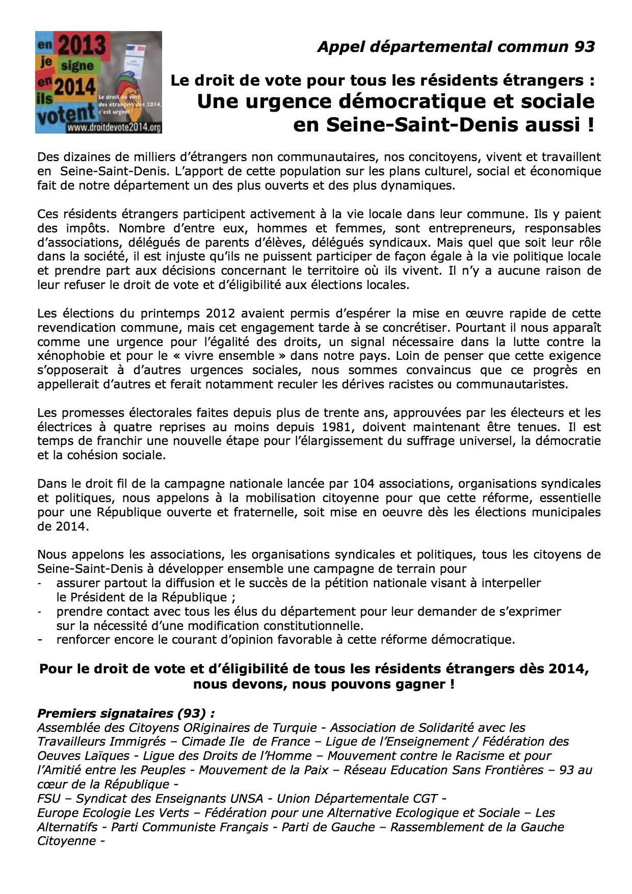 Appel départemental droit de vote 2014 - 30_1_13