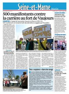 2014 - 0519 - Le Parisien